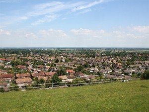 View of Steyning