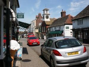 Steyning High Street