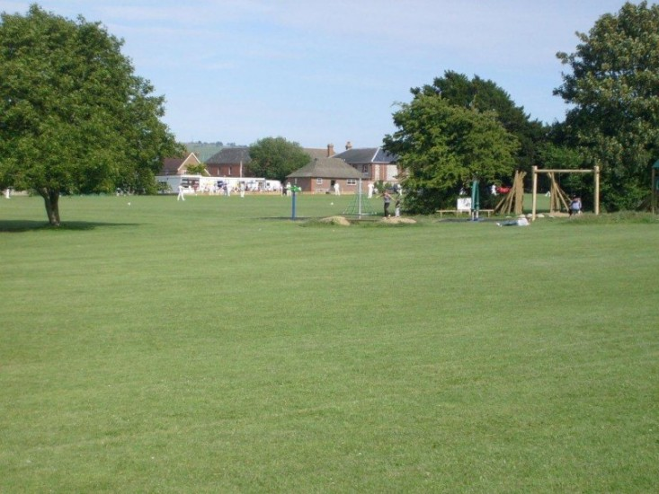 Playing fields in Steyning
