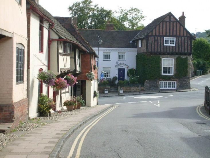 Steyning street