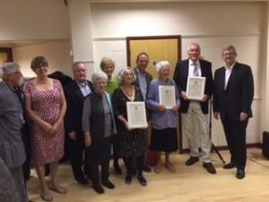 Millennium Community Awards.  1 2015doc